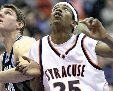 Damone Brown Former Syracuse basketball player Damone Brown pleads guilty to