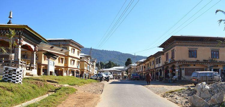 Damphu, Tsirang