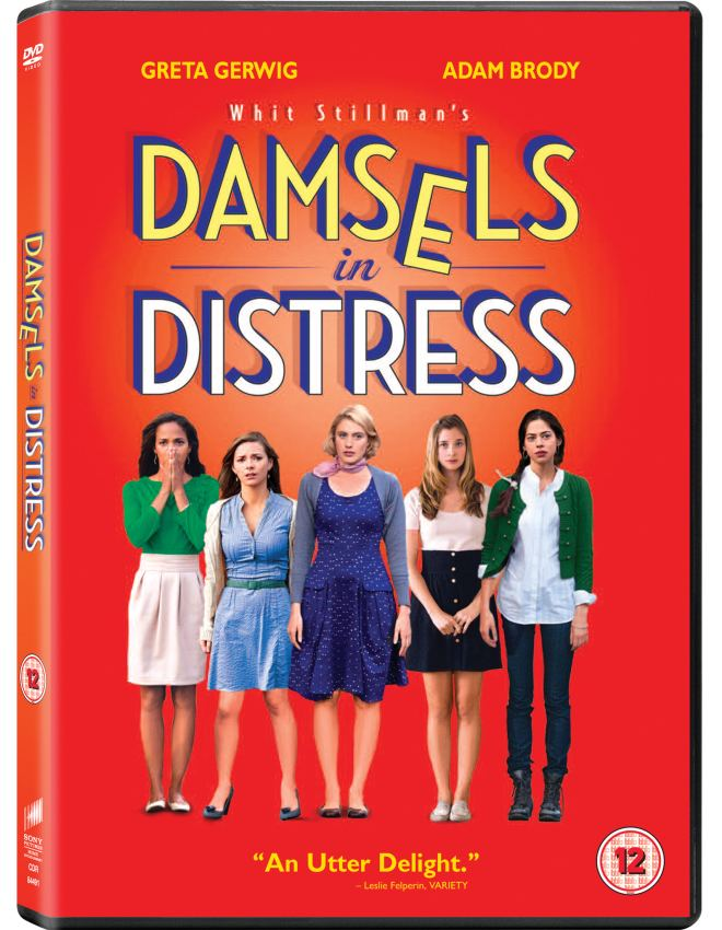 Damsels in Distress Whit Stillmans Damsels in Distress 2011 the Crisis of