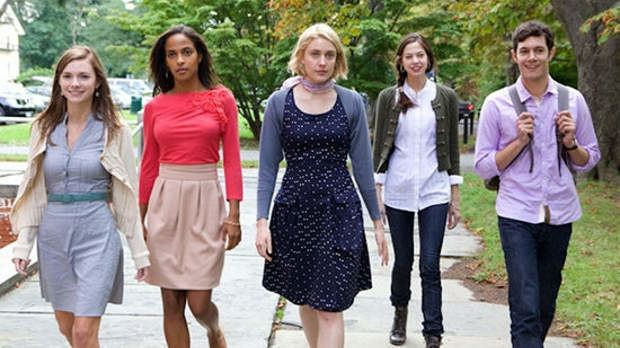 Damsels in Distress Five Questions with Damsels in Distress Director Whit Stillman