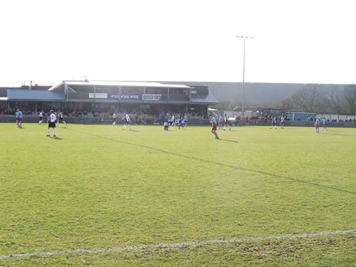 Damson Park Damson Park Solihull Moors 1 0 Colwyn Bay You39re Supposed To
