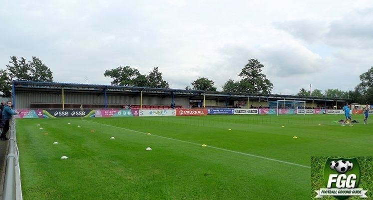 Damson Park Solihull Moors FC Automated Technology Group Stadium Ground Guide