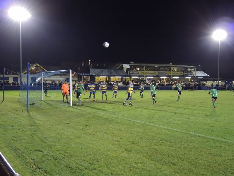 Damson Park Solihull Moors 1 Worcester 1 Damson Park 41 Stadiums and Cities