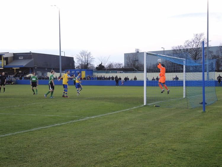 Damson Park Solihull Moors 1 Worcester 1 Damson Park 24 Stadiums and Cities