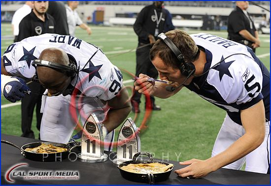 Dan Bailey (American football) Cowboys have Fish for Thanksgiving NFL 2011 Dolphins vs