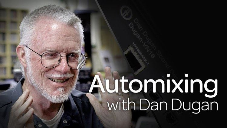 Dan Dugan (audio engineer) PREVIEW Automixing with Dan Dugan Live Sound Webinar YouTube