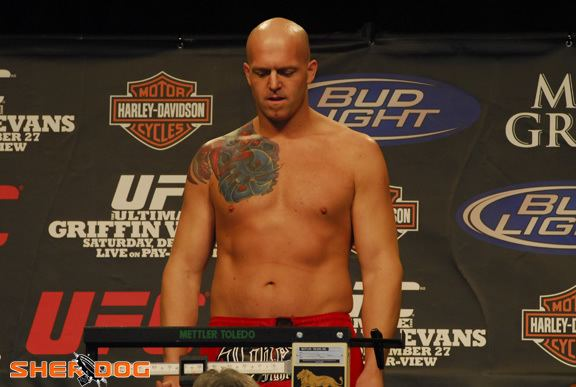 Dan Evensen Dan Evensen MMA Stats Pictures News Videos Biography Sherdogcom