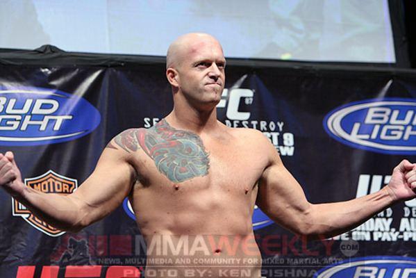 Dan Evensen Dan Evensen The Viking MMA Fighter Page Tapology
