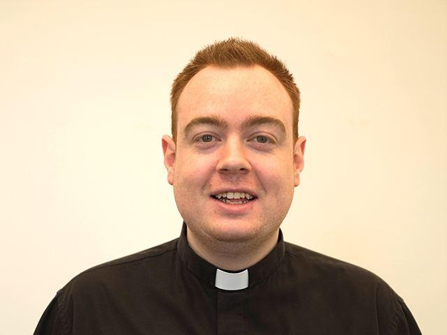 Dan Fitzpatrick Fr Dan Fitzpatrick Vocations Sunday 2014 April June 2014