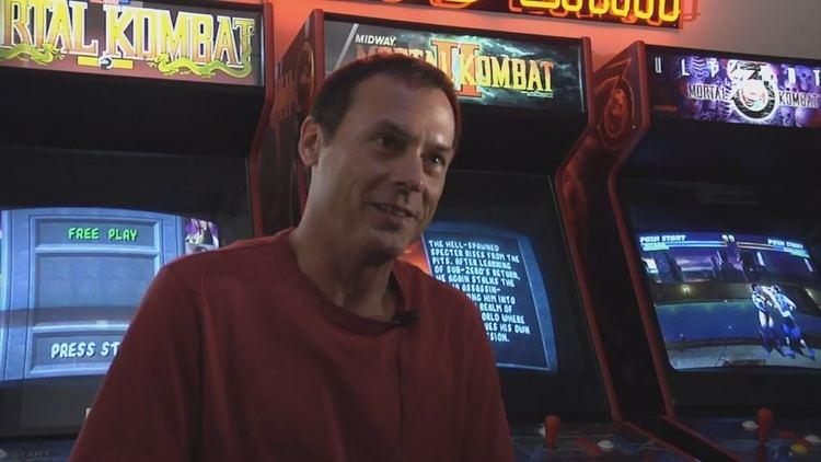 Dan Forden Mortal Kombat Arcade Kollection Dan Forden Remembers 39To