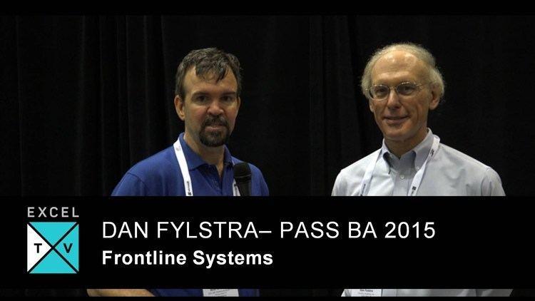 Dan Fylstra Dan Fylstra Frontline Systems Visicalc PASS BA Conference