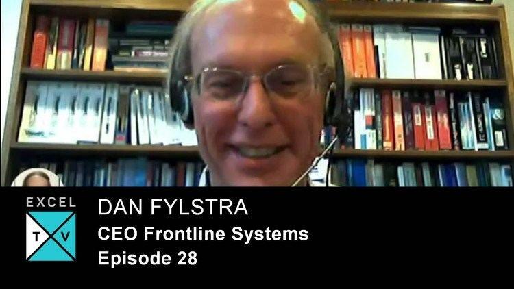 Dan Fylstra Episode 28 Dan Fylstra CEO Frontline Systems YouTube