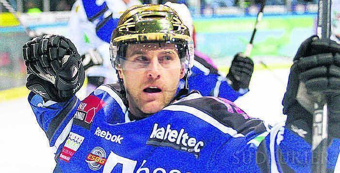 Dan Hacker Eishockey 2 Bundesliga Wild Wings Dan Hacker bleibt