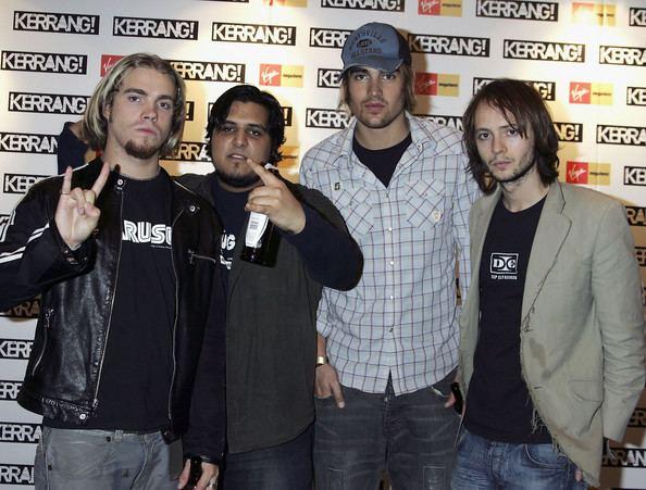 Dan Haigh Omar and Dan Haigh Photos Photos Kerrang Awards Awards Room