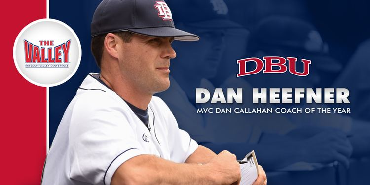 Dan Heefner The Official Site of Dallas Baptist University Athletics