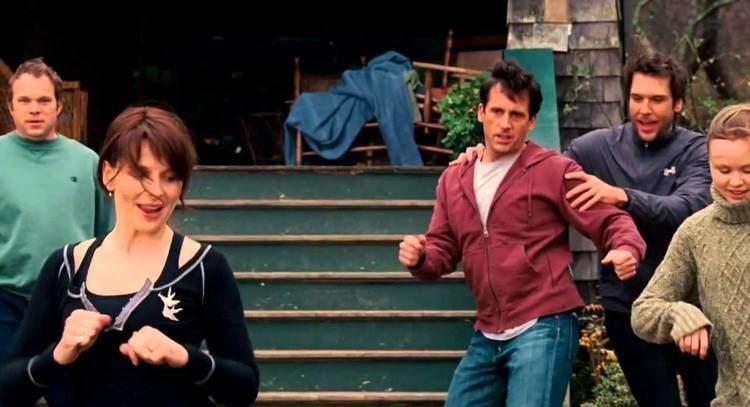 Dan in Real Life movie scenes Dan in Real Life Family Dance Scene September