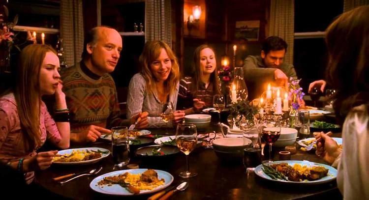 Dan in Real Life movie scenes Dan in Real Life Dinner Scene