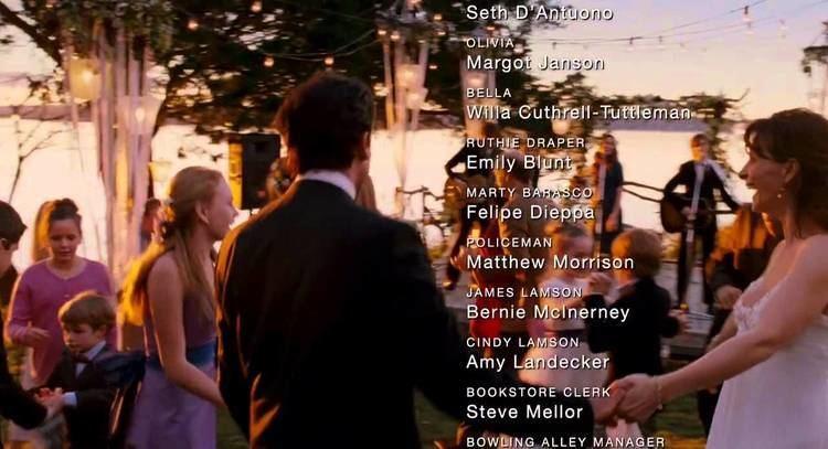 Dan in Real Life movie scenes Dan in Real Life Wedding Scene