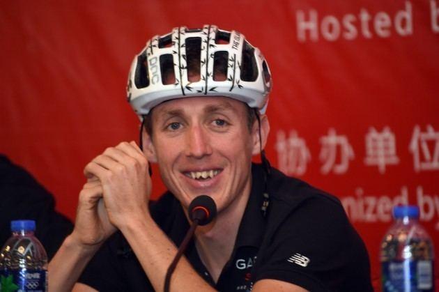 Dan Martin (cyclist) Dan Martin39s Tour of Beijing panda helmet Cycling Weekly