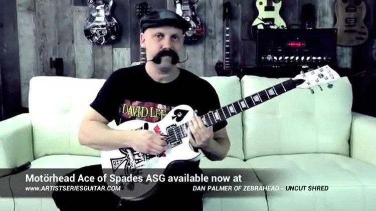 Dan Palmer (guitarist) Dan Palmer of Zebrahead Death By Stereo shredding the new