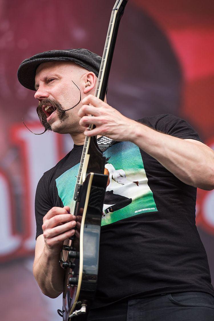 Dan Palmer (guitarist)