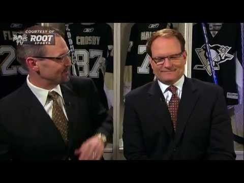 Dan Potash Pittsburgh Penguins Picking On Potash YouTube
