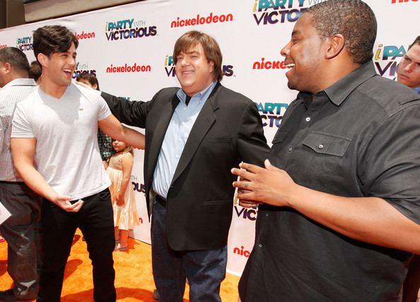 Dan Schneider (TV producer) Dan Schneider Photos Nickelodeon quotiParty With Victorious