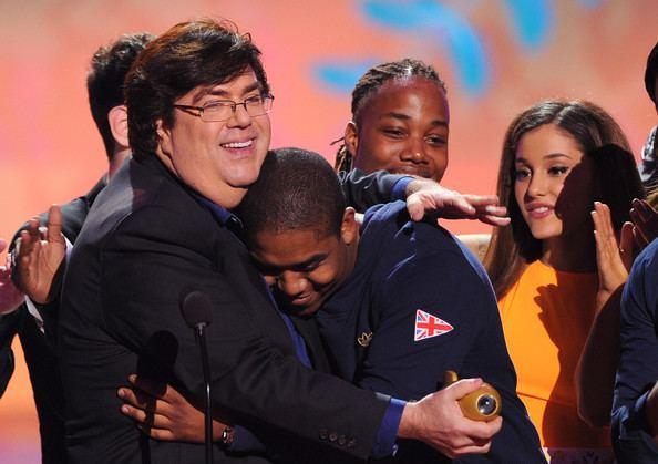 Dan Schneider (TV producer) Dan Schneider Pictures Nickelodeon39s 27th Annual Kids