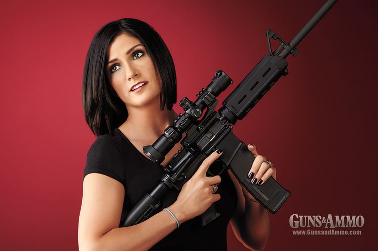 Dana Loesch First Woman in 54 Years to Appear on Guns amp Ammo Magazine