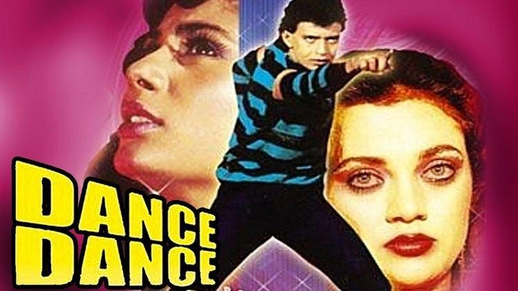 Superhit Mithun Chakraborty Movie Dance Dance 116 Smita Patil