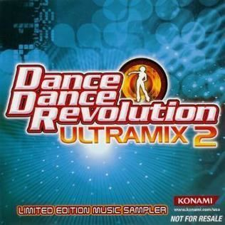 Dance Dance Revolution Ultramix 2 Dance Dance Revolution Ultramix 2 Limited Edition Music Sampler