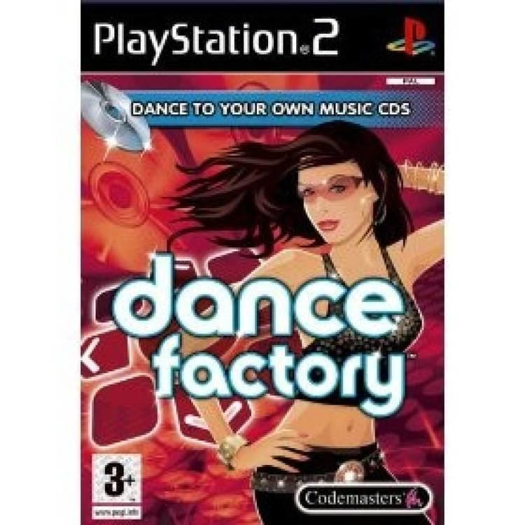 Dance Factory (video game) Dance Factory PS2 Dance Game FutureMax