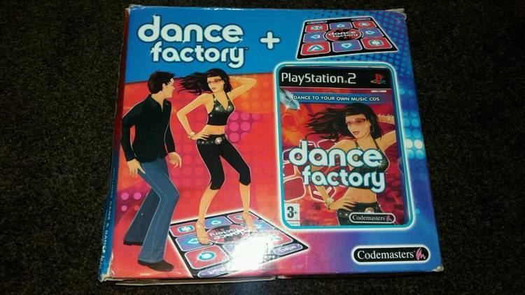 Dance Factory (video game) PlayStation 2 dance factory game and mat in Halfway South
