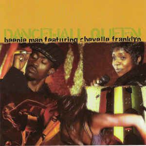 Dancehall Queen Beenie Man Featuring Chevelle Franklyn Dancehall Queen at Discogs