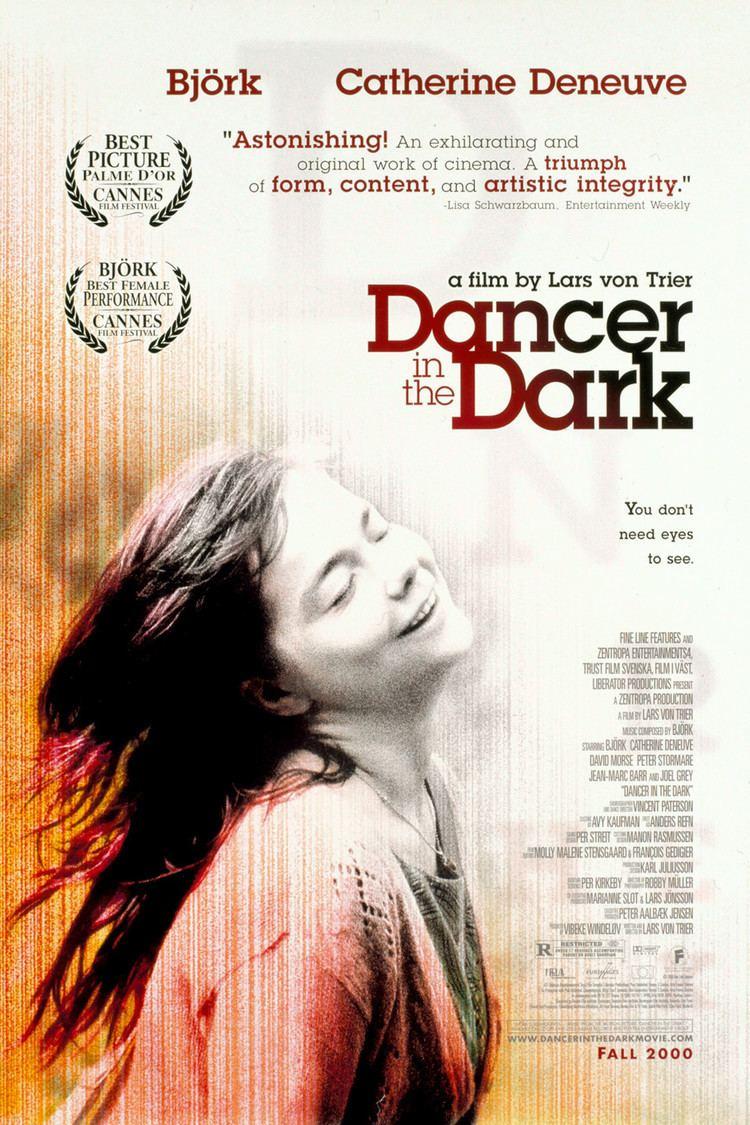 Dancer in the Dark wwwgstaticcomtvthumbmovieposters25571p25571