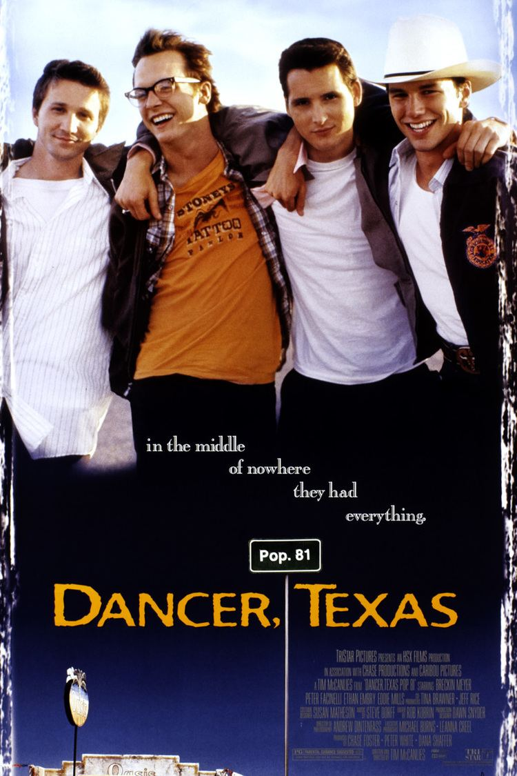 Dancer, Texas Pop. 81 wwwgstaticcomtvthumbmovieposters20815p20815