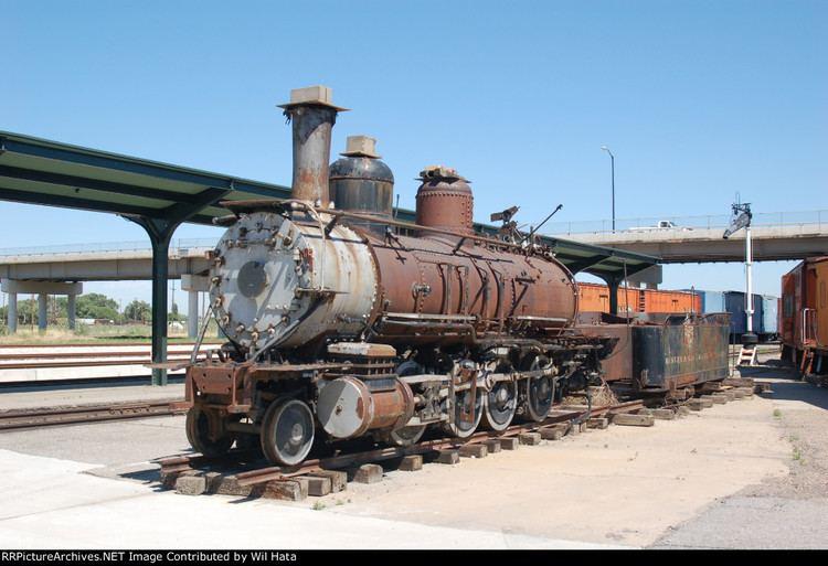 Engine 223 near Dollards in 1940-8x10 Photo D/&RGW Denver /& Rio Grande Western