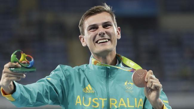 Dane Bird-Smith Dane BirdSmiths medal winning walk was unbelievable totally