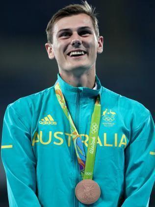 Dane Bird-Smith Taringas Dane BirdSmith wins bronze in 20km racewalk at Rio