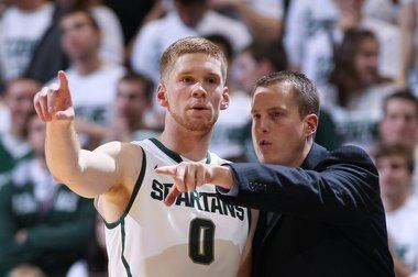 Dane Fife Why Dane Fife chose to give up head coach spot to be Michigan State