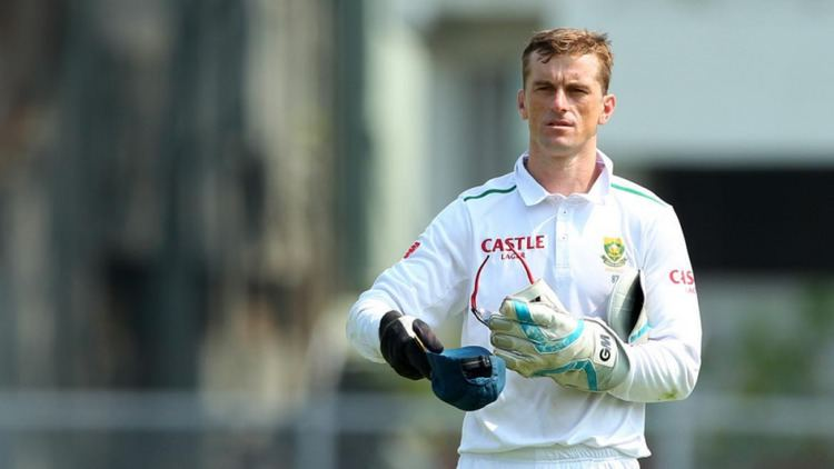 Dane Vilas 10man South Africa elect to bat against England in third Test