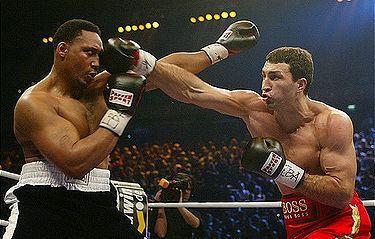 Danell Nicholson Wladimir Klitschko vs Danell Nicholson BoxRec