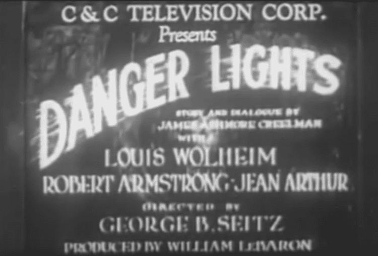 Danger Lights Danger Lights 1930 Review with Louis Wolheim Robert Armstrong