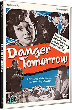 Danger Tomorrow Danger Tomorrow British Comedies of the 1930s Vol 9 on DVD in