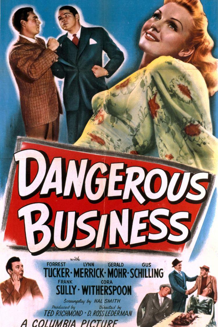 Dangerous Business wwwgstaticcomtvthumbmovieposters38349p38349
