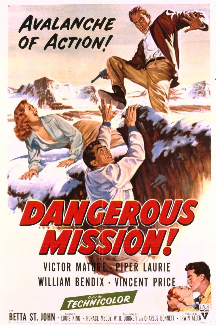 Dangerous Mission wwwgstaticcomtvthumbmovieposters5663p5663p