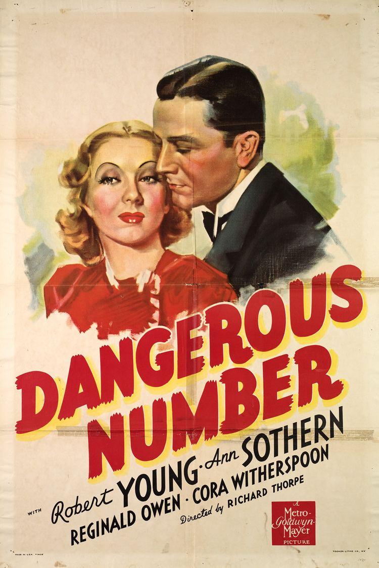 Dangerous Number wwwgstaticcomtvthumbmovieposters9051p9051p