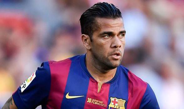 Dani Alves Man Utd set to beat Liverpool and Chelsea to free agent