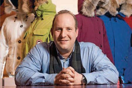 Dani Reiss Fab 30 Dani Reiss President amp CEO Canada Goose Inc
