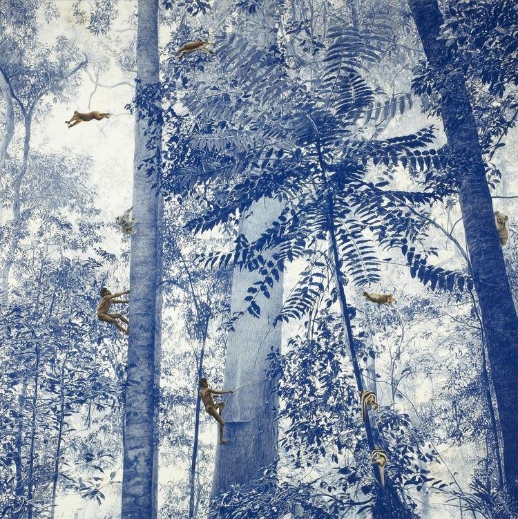 Danie Mellor Danie Mellor contemporary Australian artist